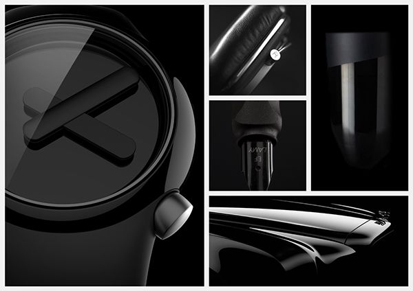 thaumatrope - timepiece on Behance