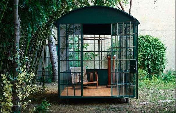 salettl pavillon gartenhaus b ro bar gastronomie oder meditationshaus gartenhaus