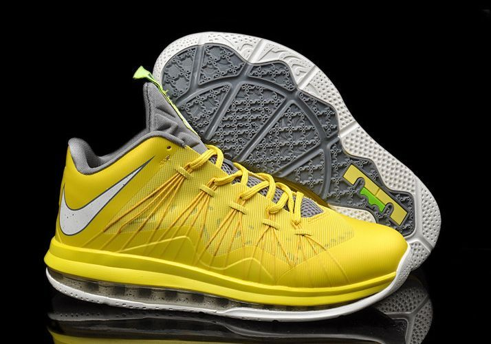 497e03cc1d5 Nike Air Max LeBron X Low Sonic Yellow  Nike LeBron 10 Low-6247  -  66.99    lebronxlows.net sale