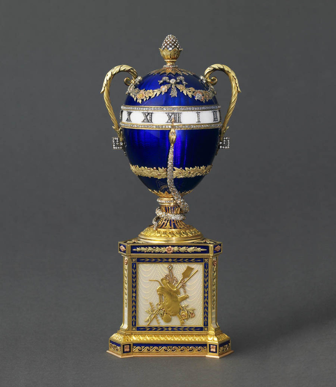 1887evo imperial azul con serpiente faberge pinterest huevo imperial azul con serpiente negle Gallery