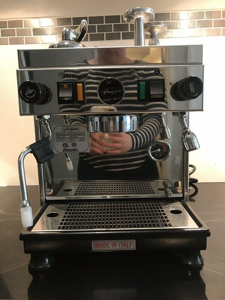 Pasquini Livia 90s Espresso Machine (With images