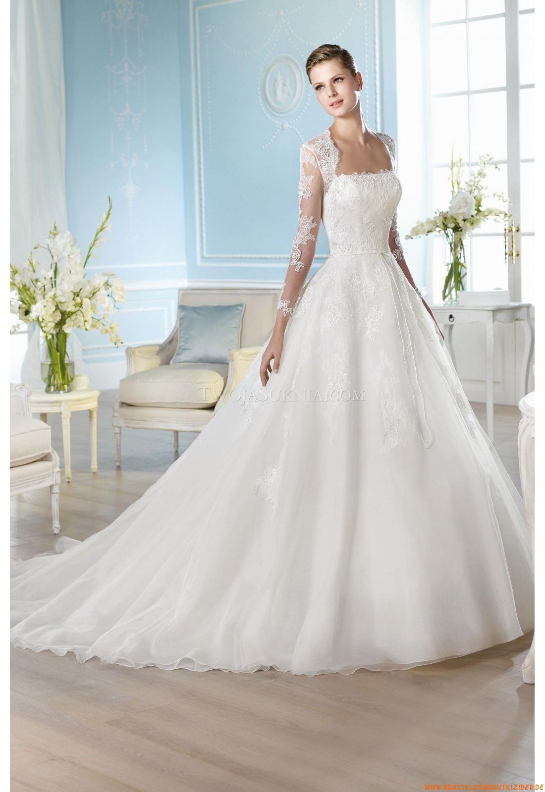 Empire Elegante Brautkleider | hochzeitskleider günstig online ...