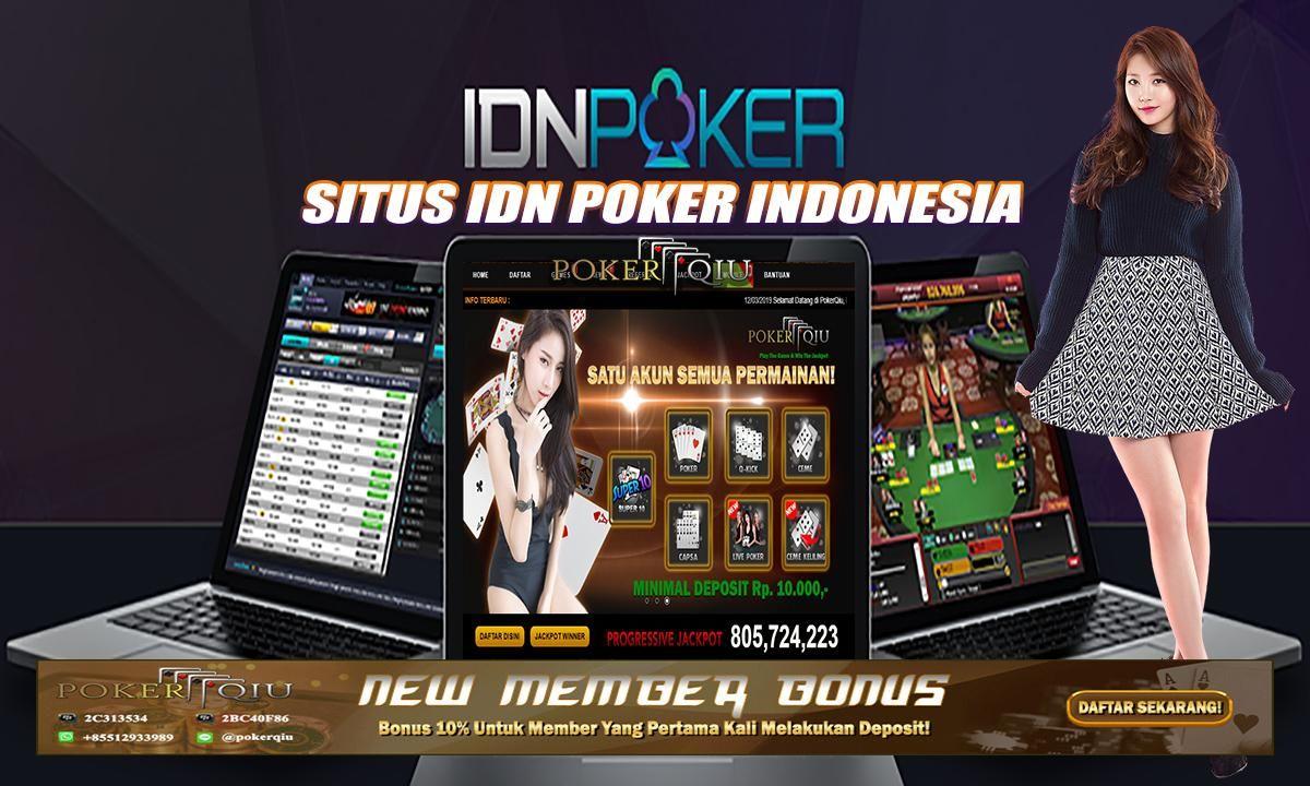 Situs Idn Poker Indonesia gambling Poker, Indonesia