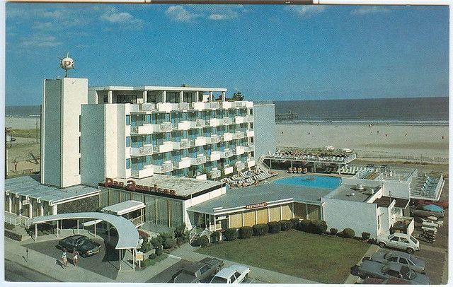 Pan American Hotel Wildwood N J Wildwood Wildwood Crest Wildwood Nj