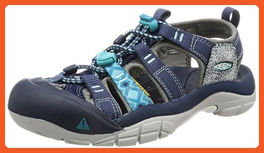 13f993f3bc KEEN Women's Newport Evo H2 Hiking Shoe, Dress Blue/Radiance, 9 M US -  Outdoor shoes for women (*Amazon Partner-Link)
