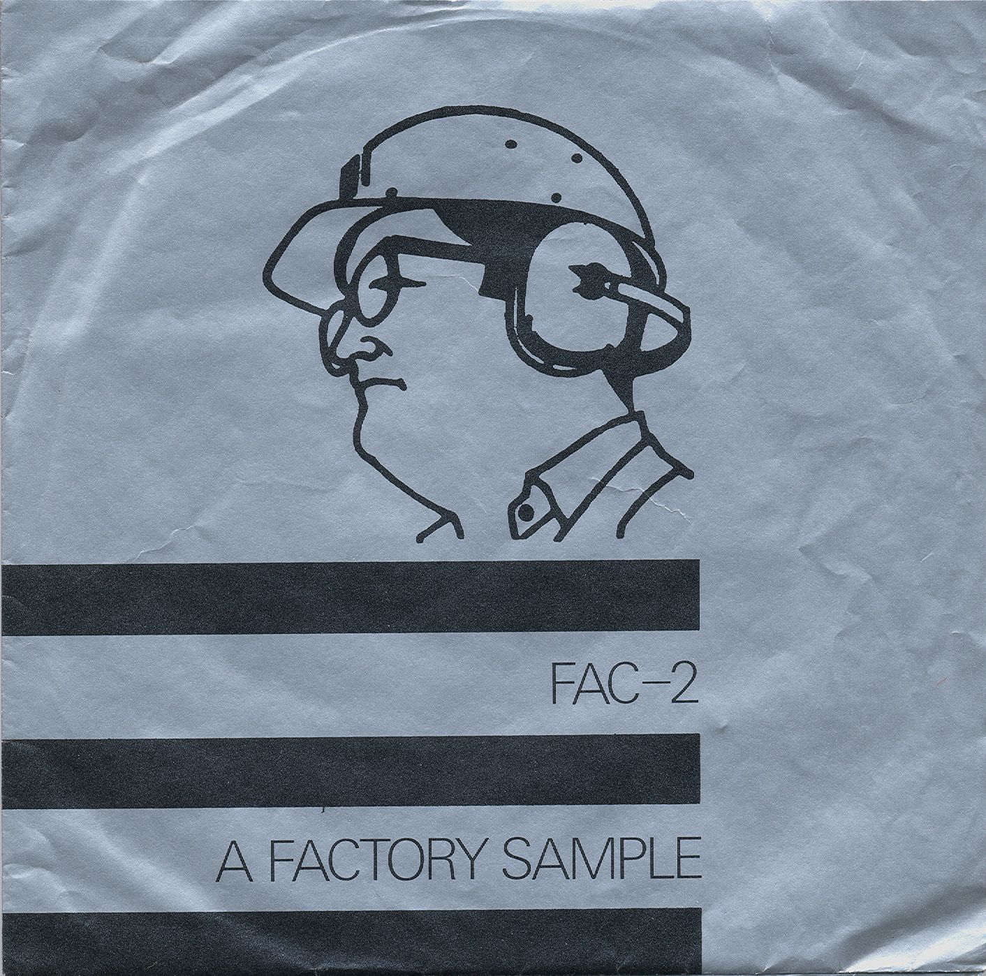 Aa Vv A Factory Sample 1979 Factory Records Fac 2 U K