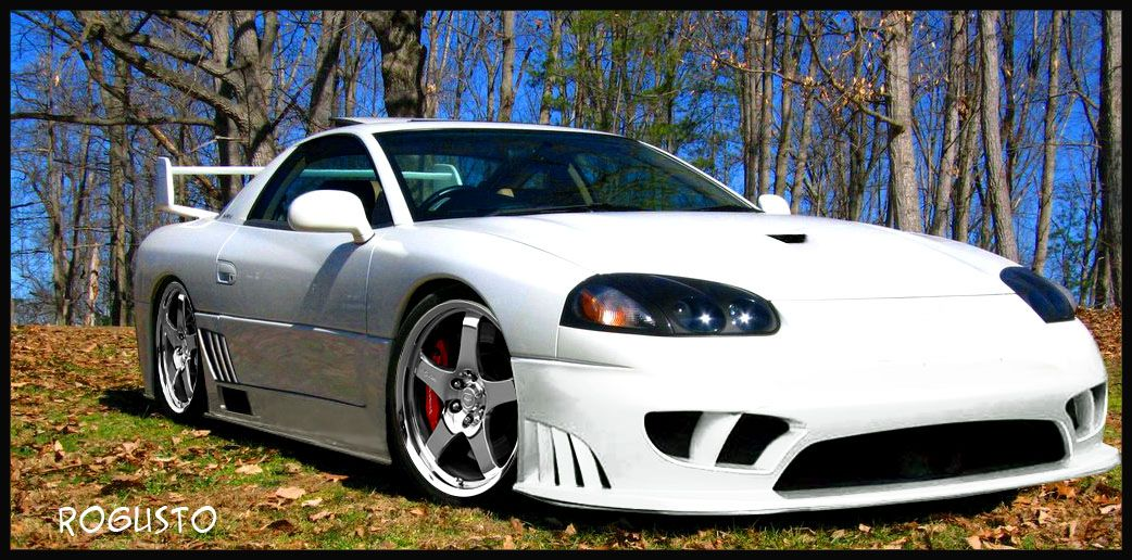 Mitsubishi 3000gt I Want One Just Like This Japanese Sports Cars Japan Cars Mitsubishi 3000gt