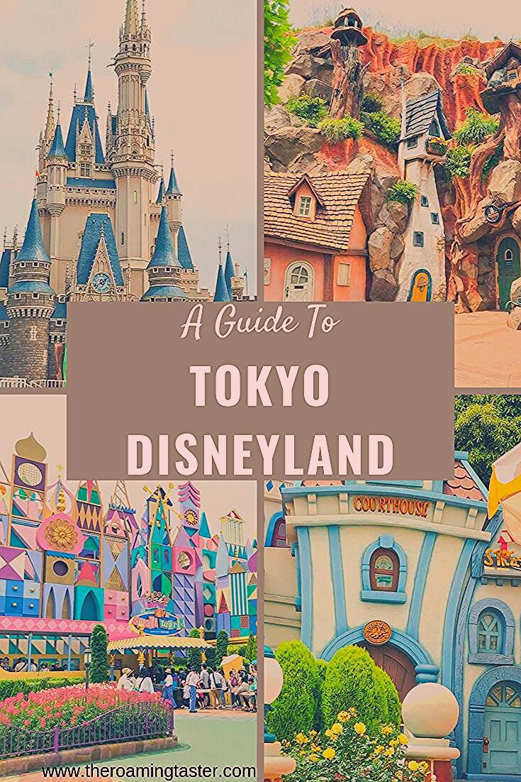 A Guide to Tokyo Disneyland