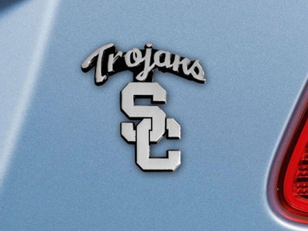 Austin College METAL Auto Emblem