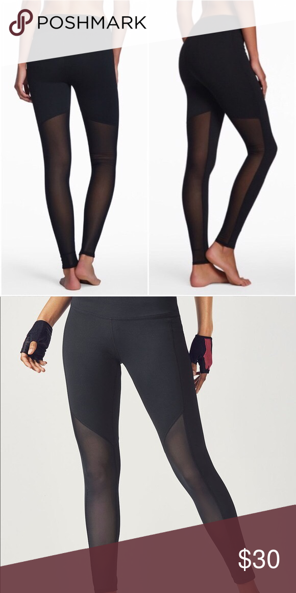 72b22f7786ff7 Rocha Shine Leggings by Fabletics Worn only 2-3 times - in great condition  - selling because they no longer fit! Have a very pretty subtle shimmery  quality ...