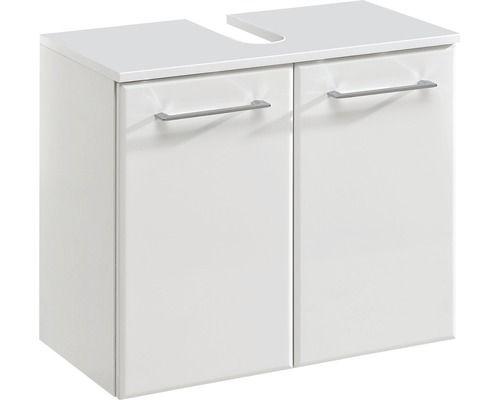 Waschtischunterschrank pelipal Seo 60 cm weiß glänzend