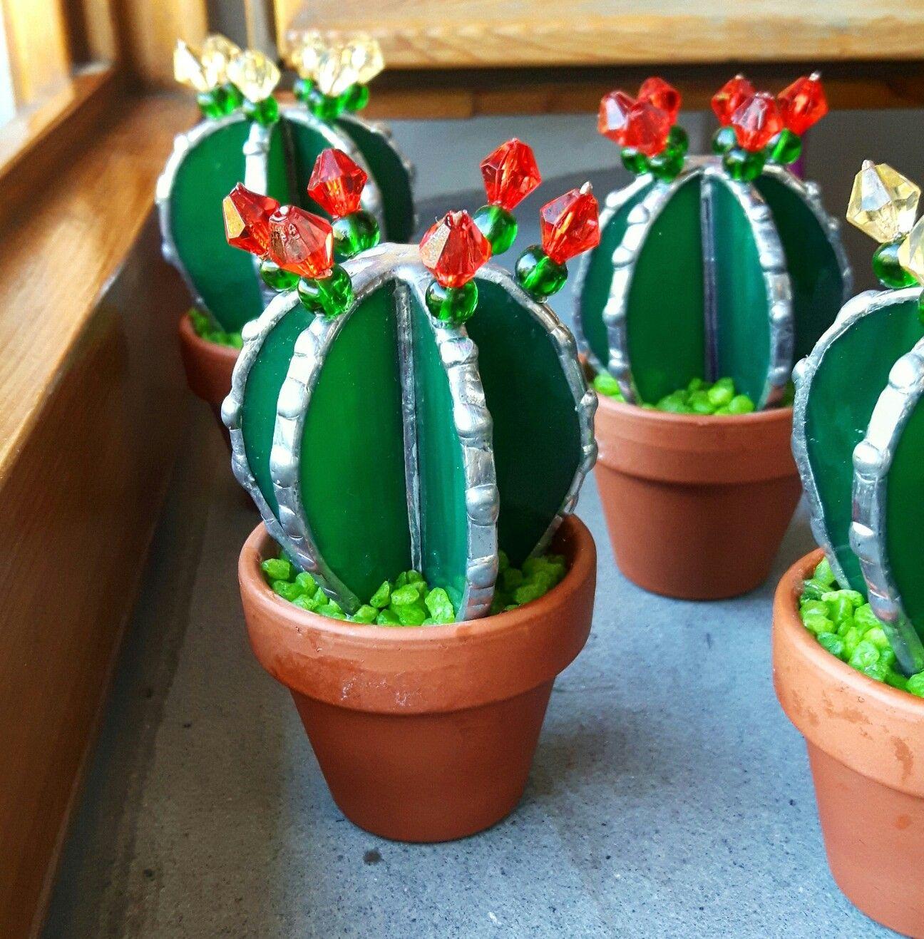 cactus tecnica tiffany