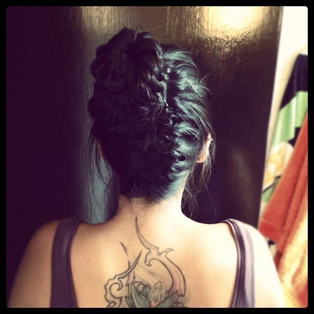 Peinado by Gaby :)