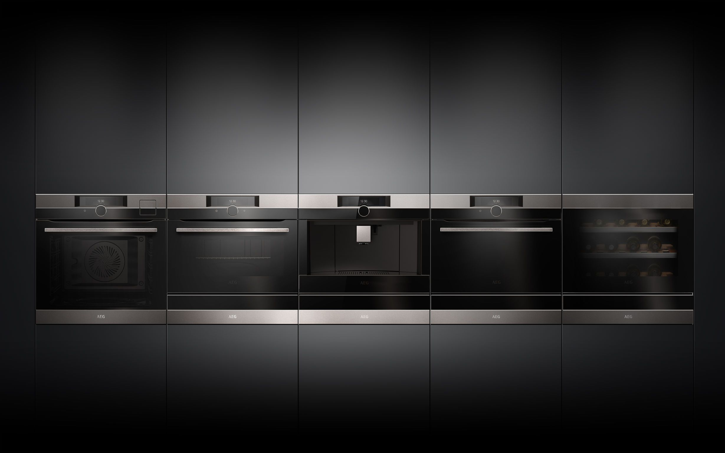 Aeg Keuken Inbouwapparatuur : Award winning aeg mastery range smeg things design