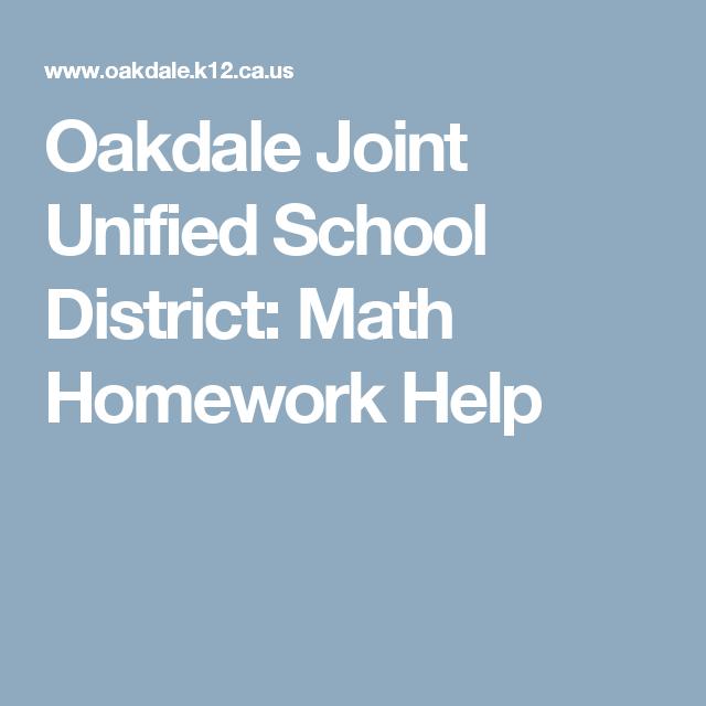 ojusd homework help