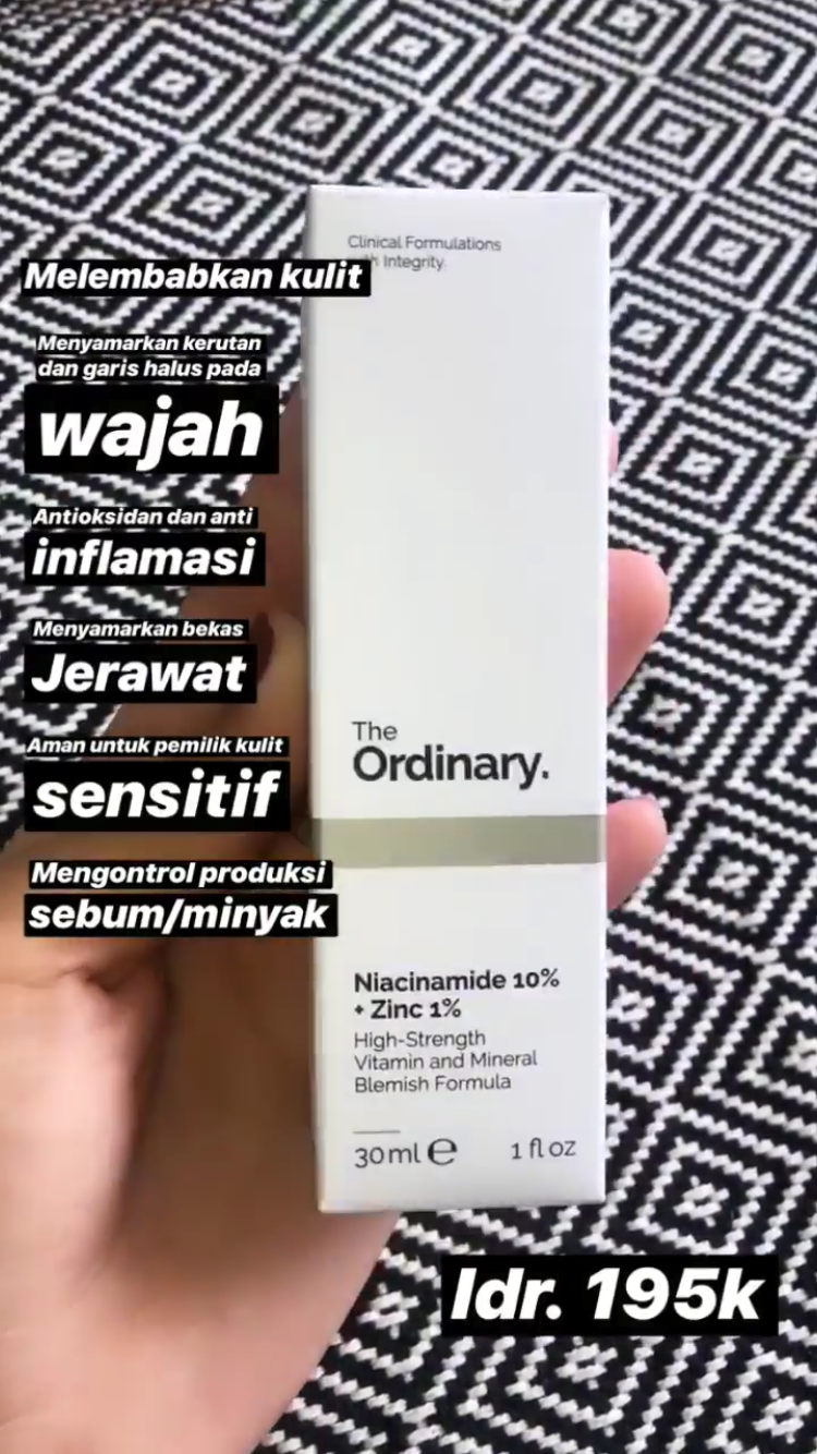 Review Klairs Freshly Juiced Vitamin Drop Untuk Bekas Jerawat