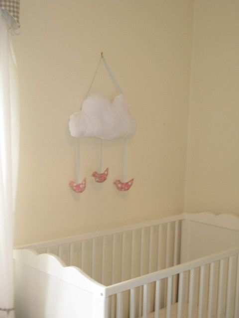 Cloud and Bird mobile £24.99