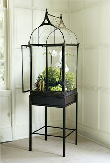 Modeled After The Wardian Cases First Built For Growing Ferns In The
