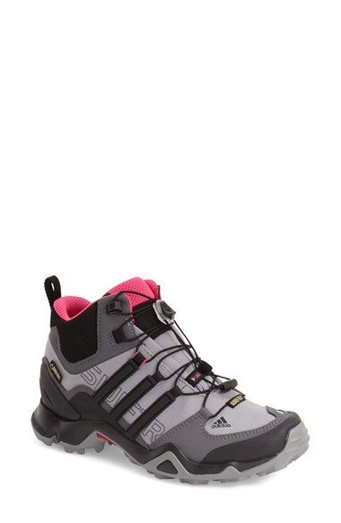 adidas 'Terrex Swift R Mid GTX' Gore-Tex® Hiking Boot (Women ...