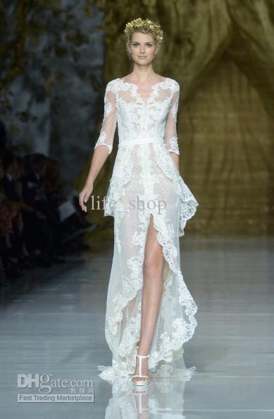 Sexy Lace Bridal Dresses