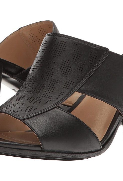 Naturalizer Zabrina (Black Leather) Women's  Shoes - Naturalizer, Zabrina, E9161L1-001, Footwear Open Comfort, Comfort, Open Footwear, Footwear, Shoes, Gift, - Fashion Ideas To Inspire