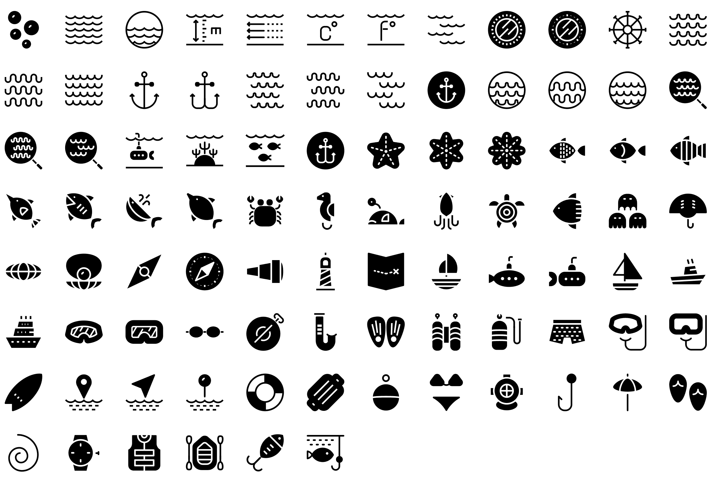 7,000 Vector Native Solid Icons Pack Icon, All icon