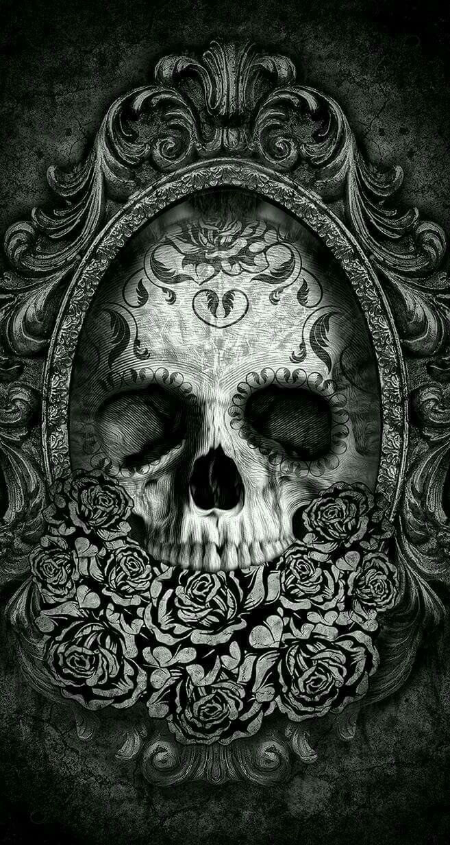 Pin By Debra Greene On Skulls And Skeletons Skull