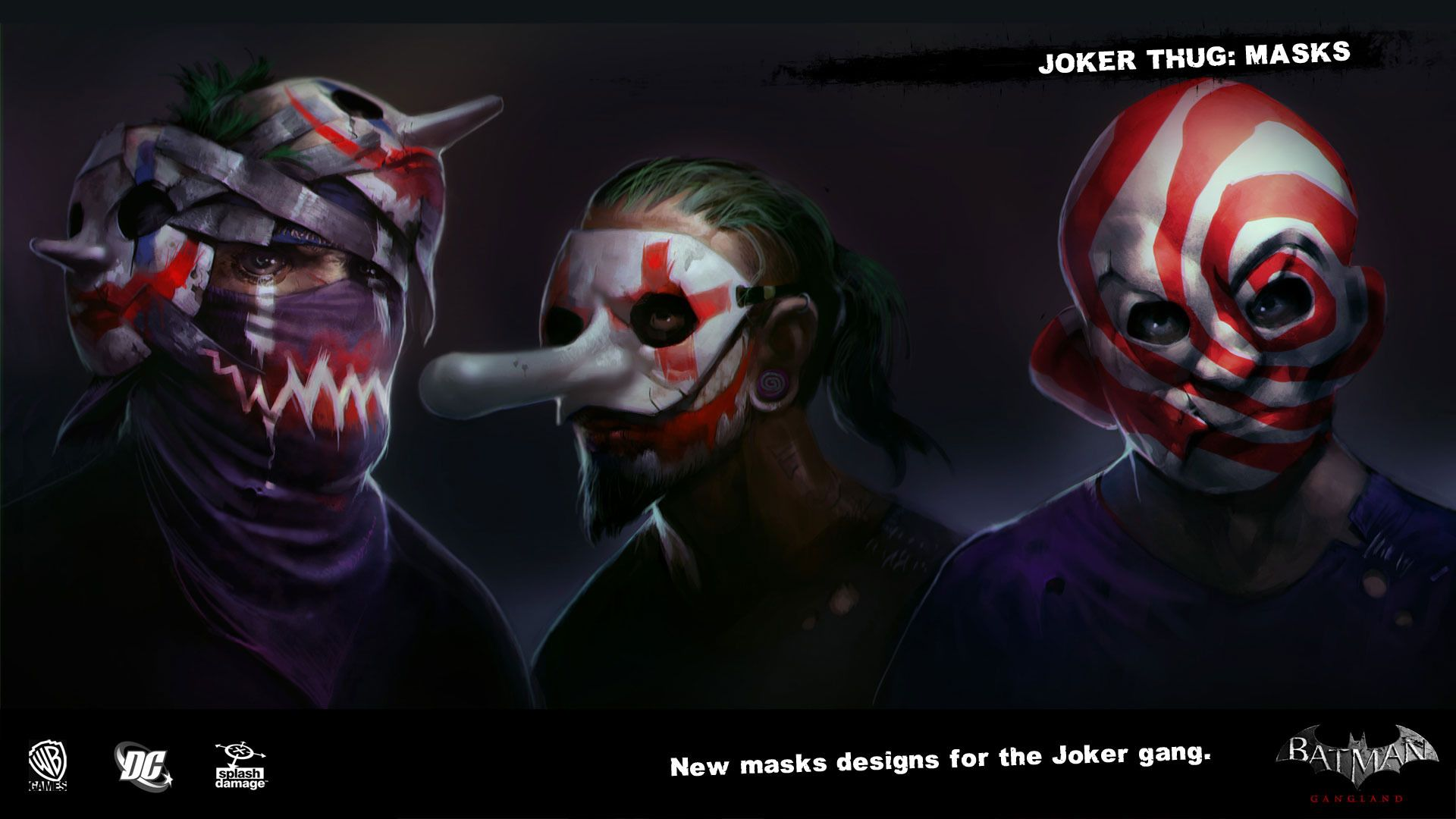 Joker-Thugs-Masks.jpg (1920×1080) | BATMAN Arkham Origin ...