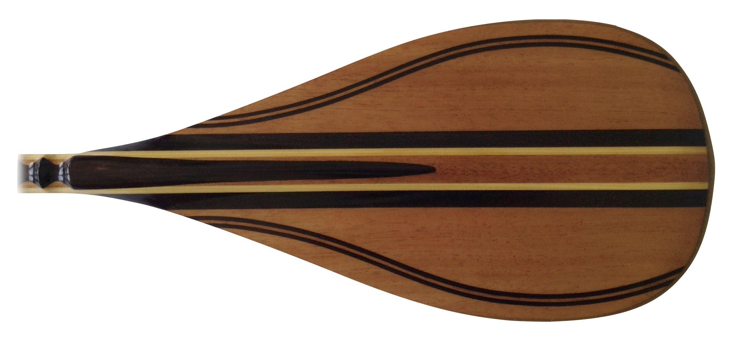 Deppen custom wood canoe paddles - Our New Pili Canoe Paddle