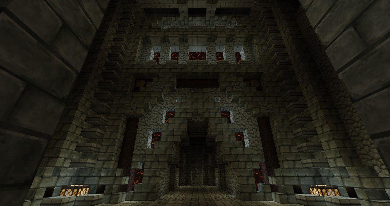 Dwarven city  Minecraft Project | Minecraft | Minecraft