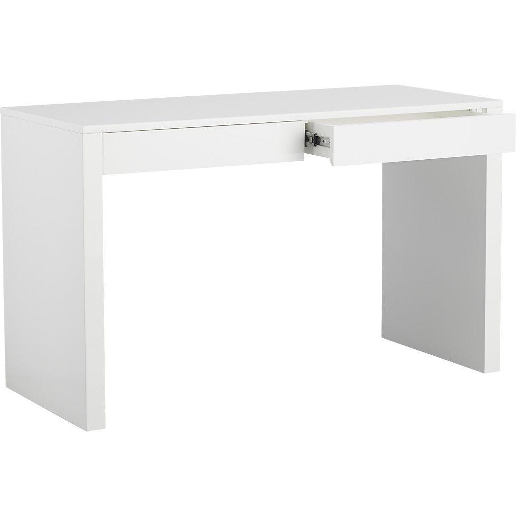 Runway White Lacquer Desk Reviews Cb2 White Lacquer Desk Lacquer Desk White Gloss Desk