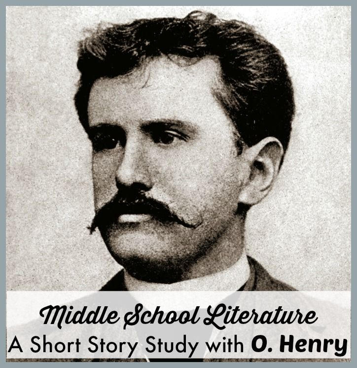 Middle School Short Story Study With O. Henry - These Temporary Tents by Aadel Bussinger