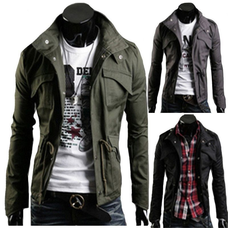030e07c94fe Military Style Winter Jackets