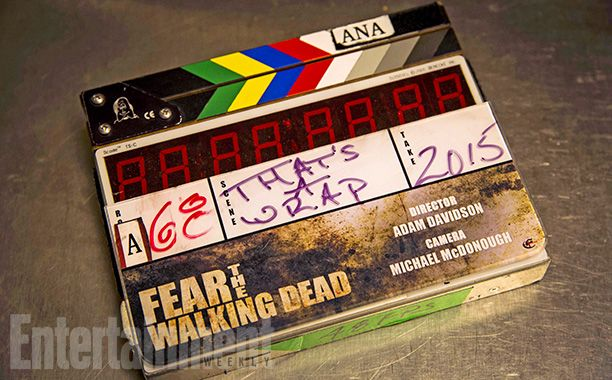 Set Photos & Footage for 'Fear the Walking Dead', Companion TV Series to 'The Walking Dead'