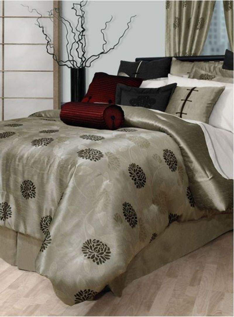 Contemporary Luxury Discount Bedding Sets Comforters For Sale