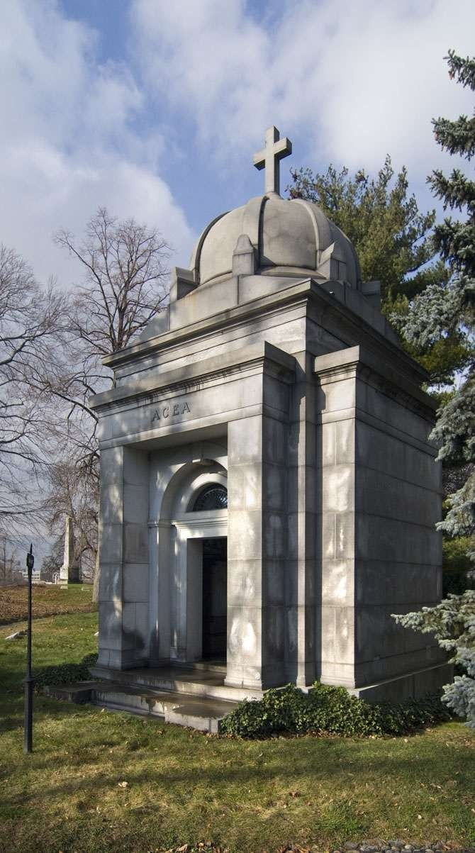 One of the most beautiful mausoleums in the world 97