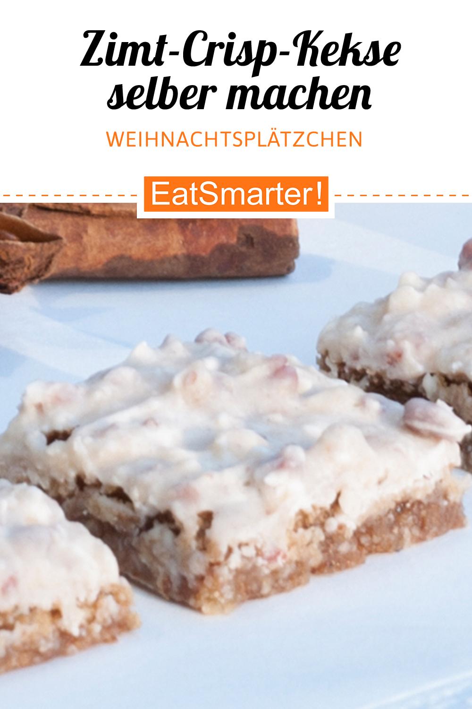 Zimt-Crisp-Kekse #plätzchenrezept