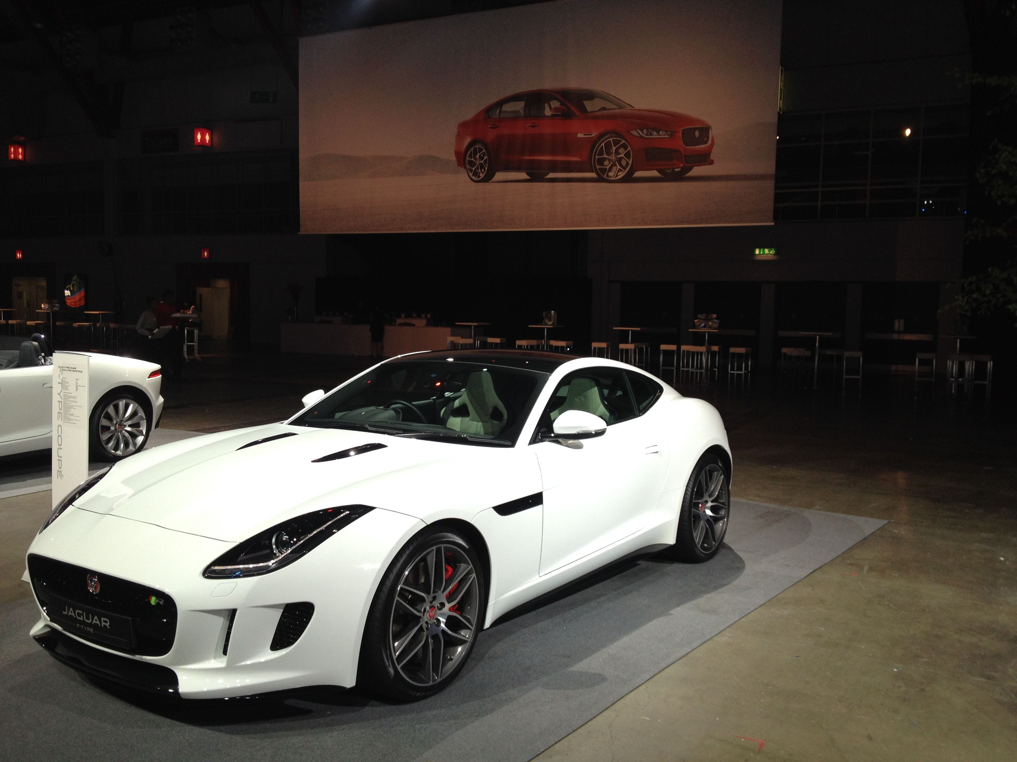 Jaguar F Type Coupe Lyons Of Limerick Jaguar F Type Jaguar Land Rover Jaguar