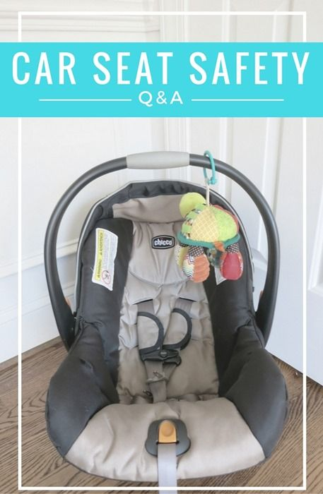 Car Seat Safety QA Chicco KeyFit 30 Giveaway