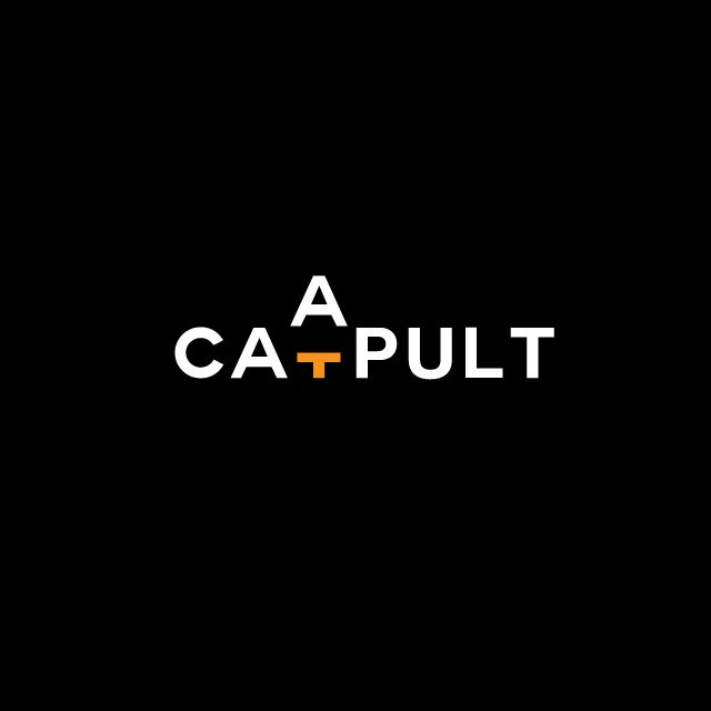 Catapult, logo design by Fidarta
