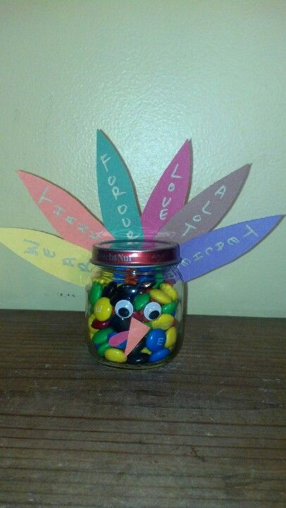 Thanksgiving Gift For Our Daycare Teachers Daycare