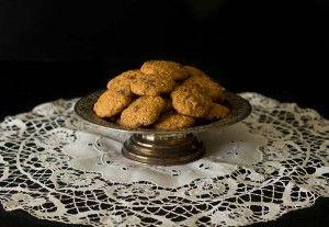 Galletas de avena, harina integral y chocolate - La Cocina de Frabisa La Cocina de Frabisa