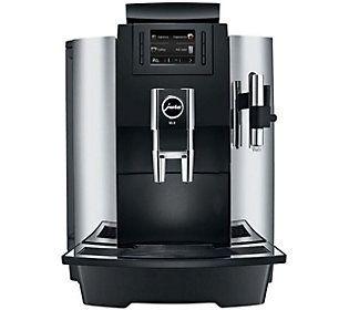Jura WE8 Professional Espresso and Coffee Center — QVC.com #automaticcoffeemachine