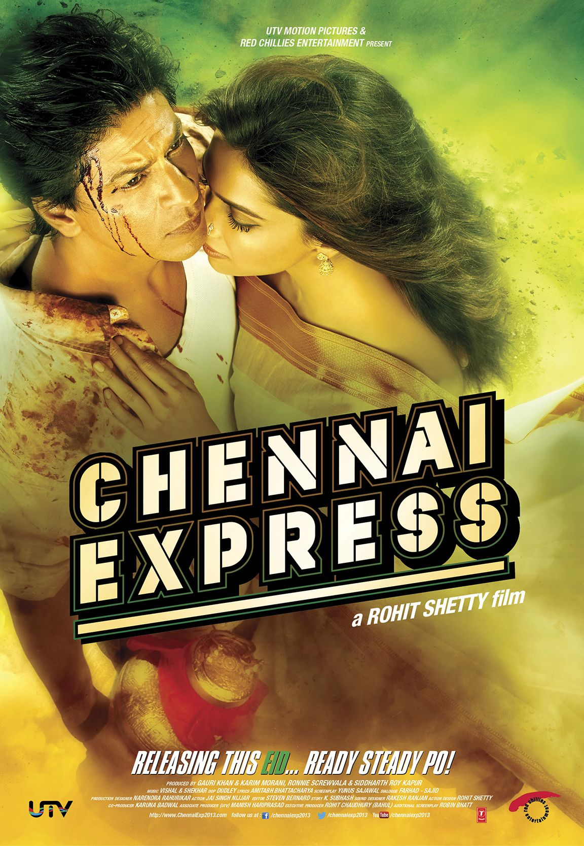 chennai express hindi movie 2013 free