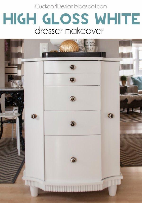 Dresser Makeover Redo Furniture