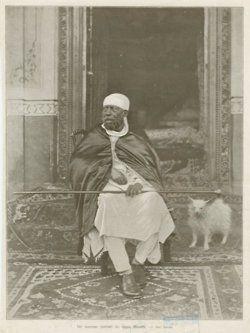 Menelik II, Negus of Ethiopia (1844 -1913)