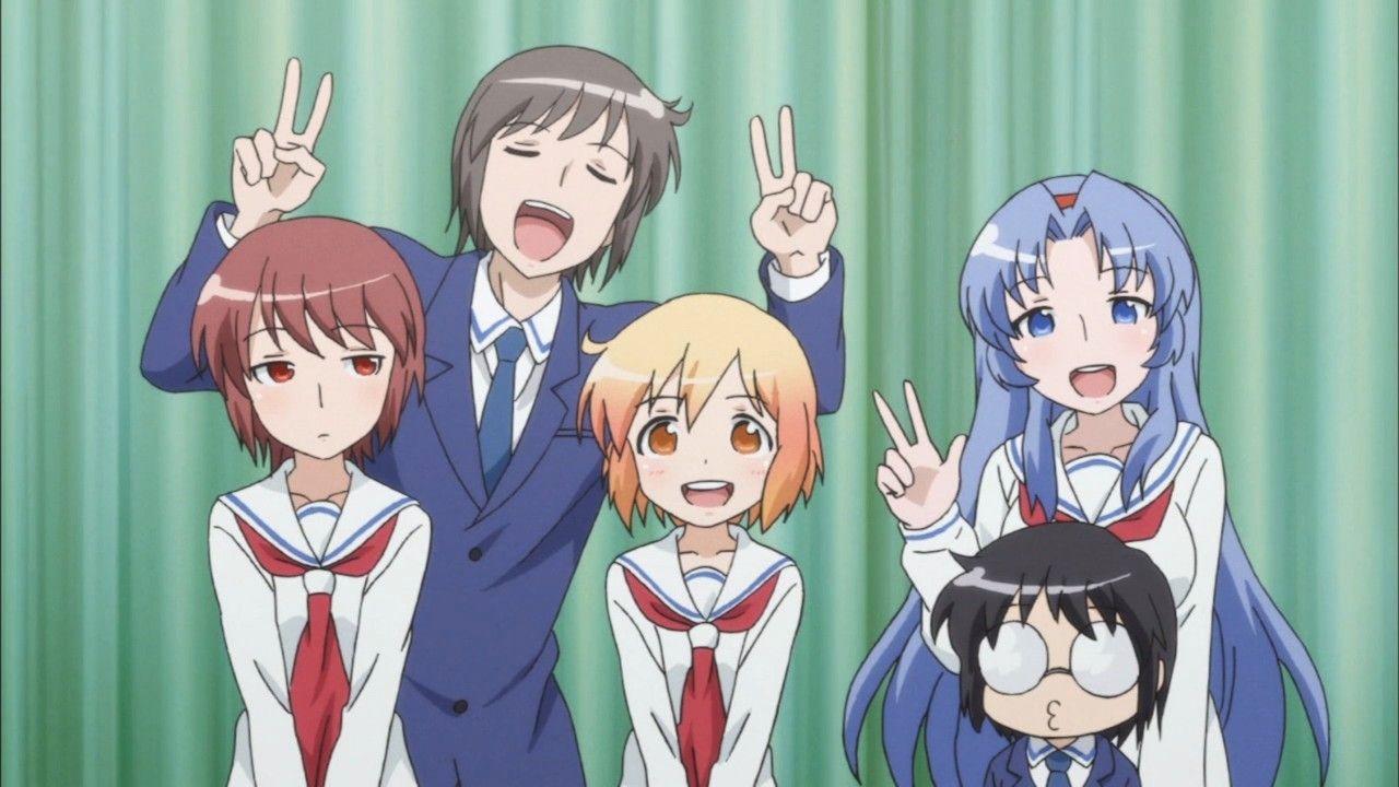 Kotoura San 05 Kotoura San Anime Kawaii Dibujos
