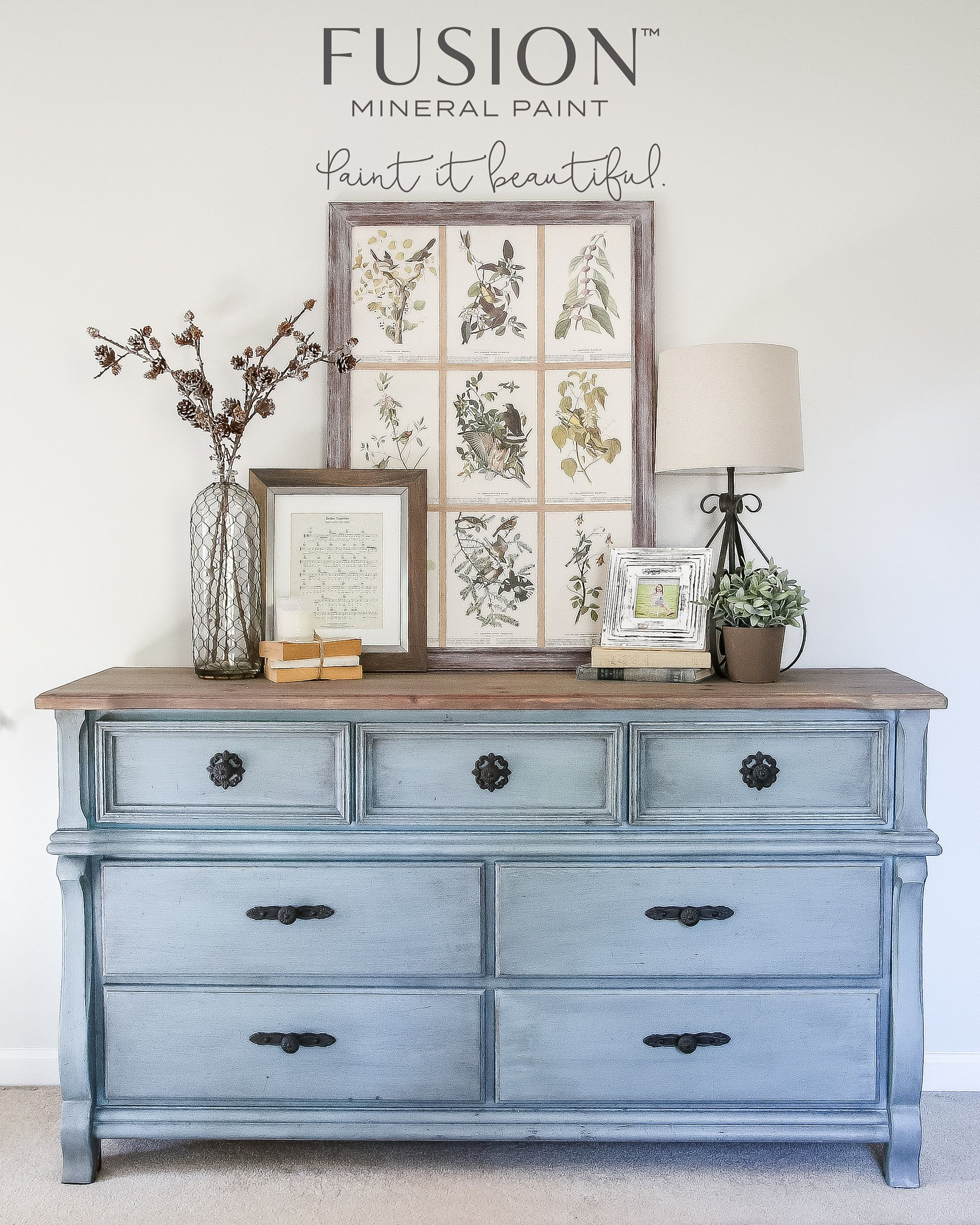 Get A Gorgeous Country Shabby Chic Distressed Finish Or Sleek Flawless Smooth Using The Right Tools And Accessories By Fusion Mineral Paint