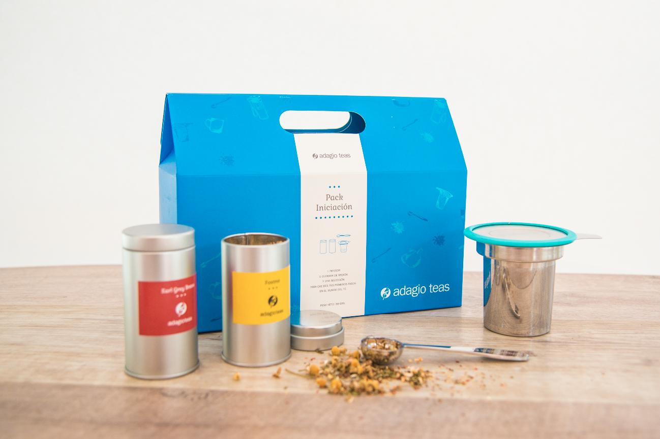 Nuestro pack iniciación será la mejor manera de dar tus primeros pasos en el mundo del té.