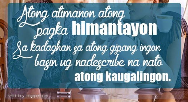 bisaya funny quotes about life